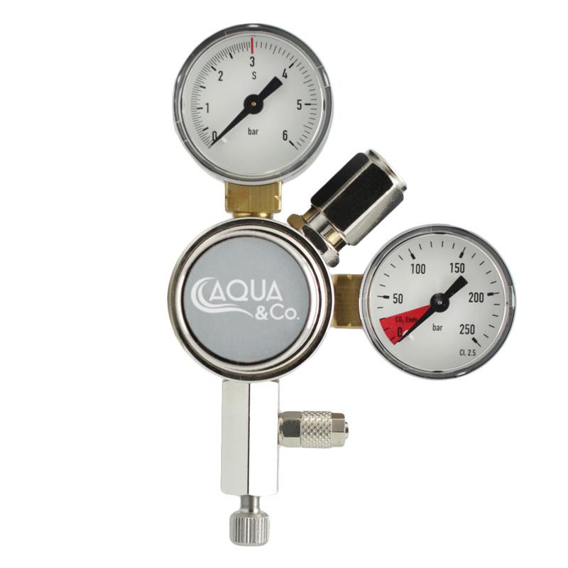 CO₂-Druckminderer